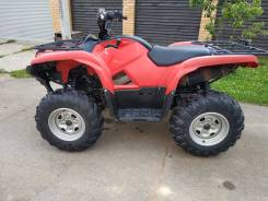 Yamaha Grizzly 550, 2013