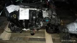 Двигатель в сборе. Ford Focus Ford C-MAX