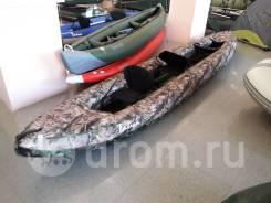 Продам лодка Тайга 520 (Хаки/камуфляжный) в Хабаровске