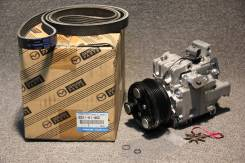Компрессор кондиционера для Mazda CX-7 новый