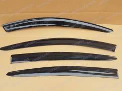 Ветровики комплект Honda Vezel (Везел) 2013г+