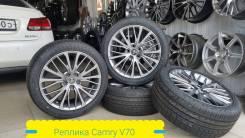 """New! Toyota Camry V70, 235-45-18 в наличии. 8.0x18"""" 5x114.30 ET45 ЦО 60,1мм."""