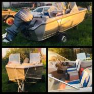 Wyatboat470 open Yamaha60 4х такта!