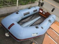 Продам моторную резиновую лодку Achillec б/у., Япония.