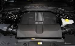 Двигатель в сборе. Jaguar F-Type Land Rover Range Rover Land Rover Range Rover Sport, L320 508PS, 508PN. Под заказ