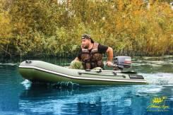 """""""АКВА"""" 2800 самая бюджетная лодка под мотор"""