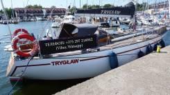Продам или сдам в аренду крейсерскую парусную яхту