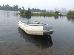 Продам лодку Badger CL300PW