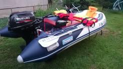 Продаётся лодка Forward MX320 с мотором Suzuki15