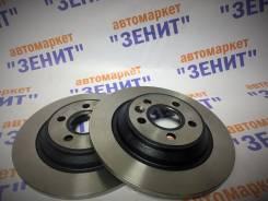 Тормозные диски задние Volvo S60(FS)/ XC70(BZ)/ S80/ V60(FW)/ V70(BW)