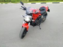 Ducati Monster 821, 2015