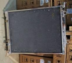 Радиатор охлаждения двигателя. УАЗ Патриот Toyota Tacoma, GRN245, GRN250, GRN265, GRN270, TRN220, TRN225, TRN240, TRN245, TRN265 1GRFE, 2TRFE