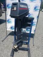 Лод мотор Yamaha 8 только из Японии нога L как новый звони отправим!
