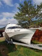 Продам алюминиевый скоростной катер морского типа для Байкала