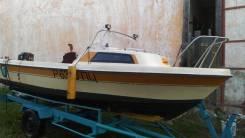 Yamaha Fish 17. 1995 год, длина 518,16м., двигатель подвесной, 70,00л.с., бензин