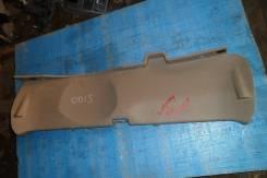 Панель замка багажника