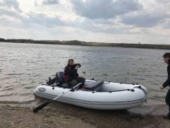 Лодка Аквилон СВ 390 МК и лодочный мотор Yamaha ghms 9,9(15л. с. )