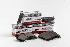 Задние тормозные колодки KBF JS23521 (Керамические)