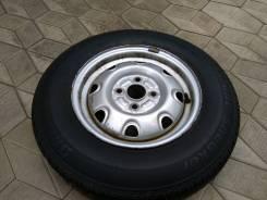 """Продам R13 165/80 комплект летних колес Bridgestone. 5.0x13"""" 4x100.00 ЦО 55,0мм."""
