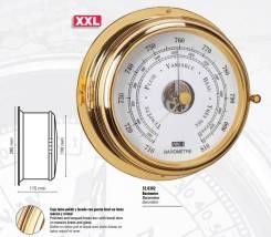 Барометр XXL (полиров. латунь) 280х190х115 мм