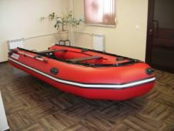 Моторная лодка ПВХ Apache 3700 НДНД (+ подарок) купить в Новосибирске