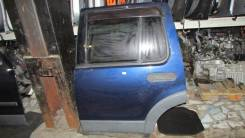 Дверь задняя левая Ford Explorer 4 U251