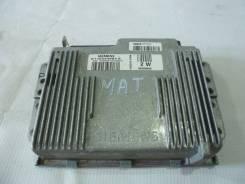 Блок управления двигателем Daewoo Matiz 0.8л мкпп (1998-2015г)