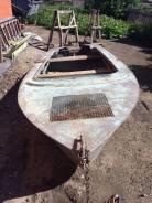 Продам моторную алюминиевую лодку МКМ