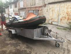 ПВХ лодка Комбат «CMB-380 с мотором Yamaha 30