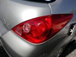 Задний фонарь. Nissan Tiida, C11, C11S, JC11, NC11, C11X Nissan Latio, C11L HR15DE, HR16DE, MR18DE