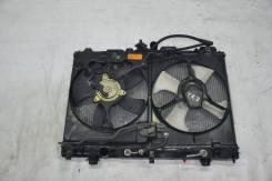 Радиатор охлаждения двигателя. Mitsubishi Airtrek, CU2W 4G63T