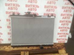 Радиатор охлаждения двигателя. Nissan: Wingroad, Bluebird Sylphy, Tiida, AD, Almera MR20DE