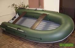 Моторная лодка ПВХ Hydra (Гидра) - 350 S (+ подарок) в Новосибирске
