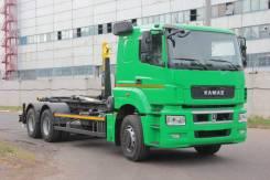 КАМАЗ Мультилифт Palfinger T20L57, 2021