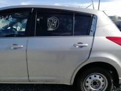 Дверь боковая. Nissan Tiida Latio, C11T Nissan Latio, C11L Nissan Tiida, C11, C11S, C11T, JC11, NC11, C11X HR16DE, MR18DE, HR15DE