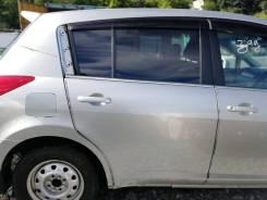 Дверь боковая. Nissan Tiida Latio, C11T Nissan Tiida, C11, C11S, C11T, JC11, NC11, C11X Nissan Latio, C11L HR16DE, MR18DE, HR15DE