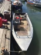 Лодка Windboat 45c + мотор Suzuki 40