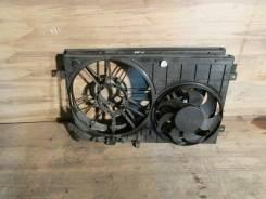 Диффузор вентилятора VW Passat B6 2005-2010 в сборе