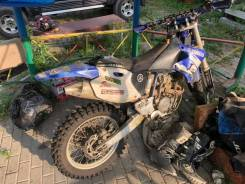 Yamaha WR 250F, 2001