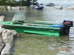 Лодка Янтарь-мотор-прицеп