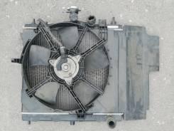 Радиатор охлаждения NIssan Note E11, HR15DE, HR16DE, 21410-8Y20A