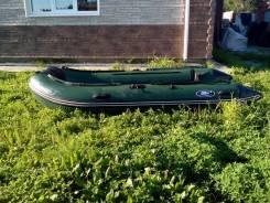 Лодка надувная ПВХ HIBO