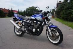 Yamaha XJR 400, 2006