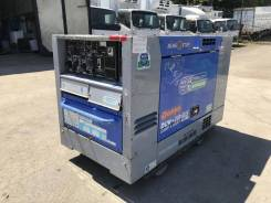 Новинка! Сварочный генератор Denyo DLW200X2LS. 340 ампер. 220 вольт.