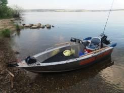 Вельбот 37 wellboat 37 yamaha 9.9(15)