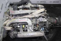 Контрактный двигатель Toyota установка, гарантия, кредит