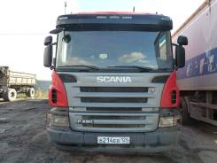 Scania P420. , 11 705куб. см., 23 600кг., 6x4