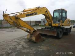 Komatsu PW160-7, 2006