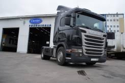 Scania G380. Тягач LA4X2HNA, 2011 г. в., 11 705куб. см., 4x2