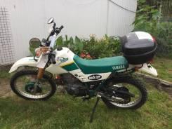 Yamaha Serow, 1991